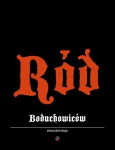 Rod Boduchowicow_okladka